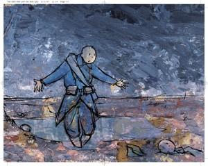 Horizon bleu, Dorothée Piatek, Yann Hamonic, Petit-à-Petit, 2012