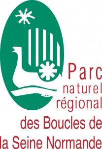 logo parc des boucles de la Seine Normande